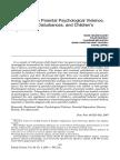 Family Process Volume 46 issue 4 2007 [doi 10.1111%2Fj.1545-5300.2007.00230