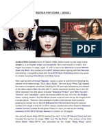 British Pop Stars – Jessie j