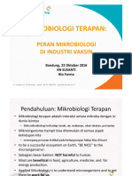 2016 Aplikasi Mikrobiologi 22 Sept