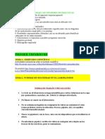 Densidad - Guión Para Elaborar Los Informes de Prácticas