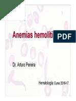 Anèmia Hemolítica 2016