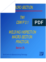 `TWI CSWIP Macro Practical Inspection [Compatibility Mode]