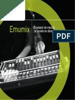 Emumix. Emulador de Mezcla de Sonido en Directo