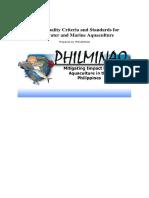 PMNQ WQ Standard