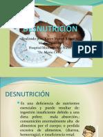 DESNUTRICIÓN(2009)