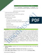 3.- realismo y naturalismo, características, autores y obras