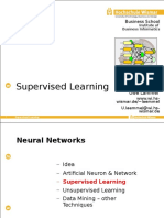Types of Supervised Learning