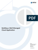 Okta Whitepaper Building a Well Managed Cloud Application