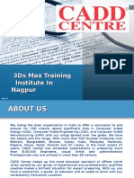 3ds Max Training Institute in Nagpur