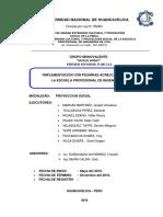 Primer Informe Musug Wiñay