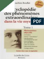Encyclooédie Des Phénomènes Extraordinaire dans la vie mystique - Tome 1