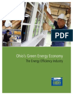 Ohios Green Energy Economy the Energy Efficiency Industry
