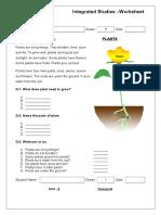 Is Worksheets 1