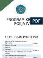Program Prioritas Pokja IV TP PKK Kab. Kapuas_Sosialisasi 2016