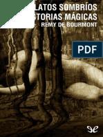 Gourmont, Remy de - Relatos Sombrios & Historias Magicas