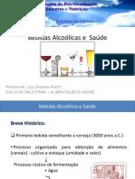 Bebidas Alcoolicas e Saude