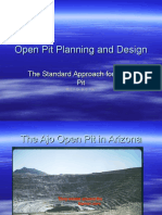 Lecture 7alt Open Pit Planning and Design