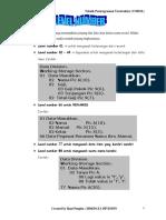 Bab 3 Data Division, Pemrograman Terstruktur