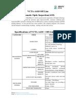 VCTA-A410 Offline