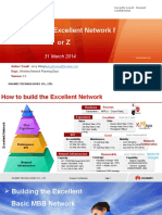 Building the Excellent Network ---NPO Template
