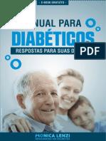 Manual Para Diabeticos Monica Lenzi Eu Quero Ser Mais Saudável