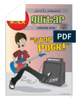 Little Kids Rock Guitar