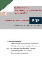 EL ARTE DE EDITAR TEXTOS