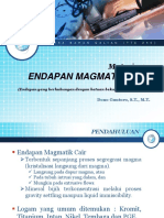 Materi 05 Endapan Magmatik Cair