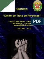 Exp. Trata Chiclayo 2012