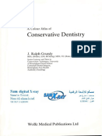 A Colour Atlas of Conservative Dentistry