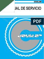 daystar 125 2004-2006