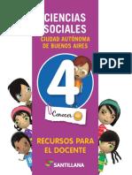 GD Conocer + sociales 4 caba