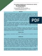 Articulo De apices inmaduros.