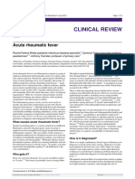 ARF Clinical Review Bmj 2015