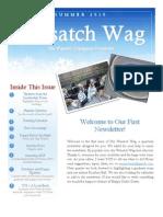 Wasatch Wag Summer 2010