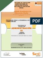 Administración i