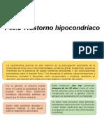 trastorno hipocondriaco