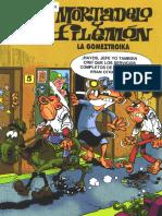 Mortadelo y Filemon - 008 - La Gomeztroika.pdf