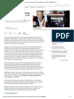 Uribe Criticó La Investigación Contra Santiago Uribe - Justicia - ELTIEMPO