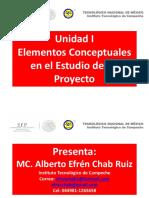 UNIDAD I. ELEMENTOS CONCEPTUALES EN UN PROYECTO.pdf