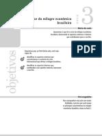 4726 Economia Brasileira Contemporanea Aula 3 Vol 1