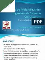 Caden a Javascript
