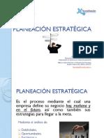Planeación Estratégica en Los Sig