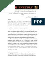 PERFIL DO PATROCÍNIO EMPRESARIAL À CULTURA EM MINAS GERAIS