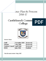 Guidance Plan 2016 -2017