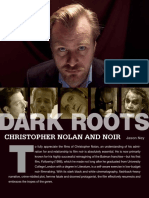 Dark Roots Chritopher Nolan