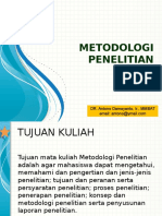 1. Metodologi Penelitian