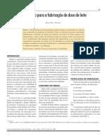 Artigo - tecnologia para a a fabricação de doce de leite.pdf