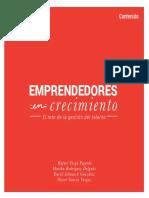 Libro Emprendedores en Crecimiento 2