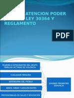 RUTA DE ATENCION PODER JUDICIAL LEY 30364  2.pptx